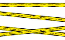 Vector Set Of Restriction Tape...