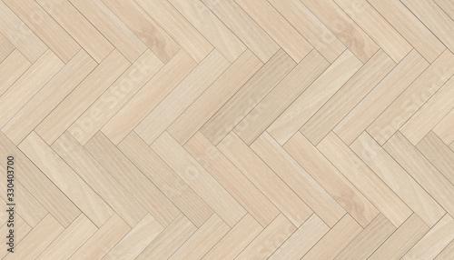 Obraz Natural wood texture. Luxury Herringbone Parquet Flooring. Harwood surface. Wooden laminate background - fototapety do salonu