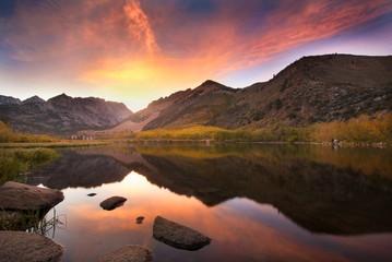 North Lake Fall Color, Eastern Sierra, California