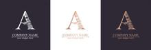 Letter A Logo Or Monogram. For...