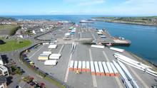 Port Of Larne Co Antrim Northe...