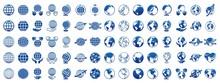 地球 グローバル アイコン