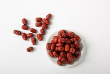 All Kinds Of Jujube Are Isolat...