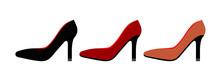 Demi-season Women's Shoes. Fas...