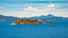 Caprera Island And Spiaggia Di...
