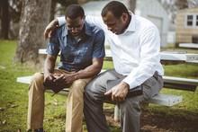 African-American Male Friends ...