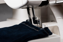 Jeans Sewing Using Professiona...