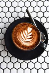 Panel Szklany Do kawiarni Cappuccino
