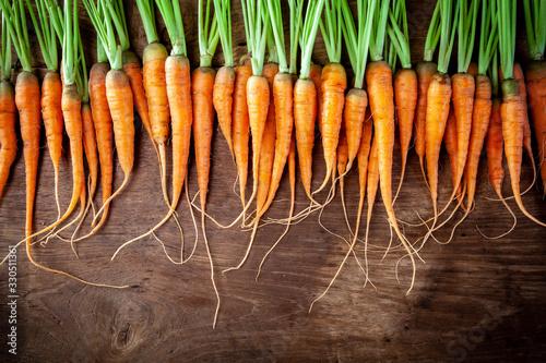Obraz Vegetables Show - fototapety do salonu