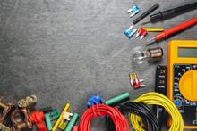 Car Electrical Equipment On Da...