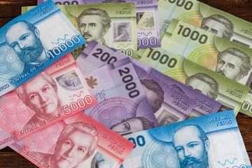 Chile money, peso