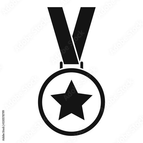 Valokuva Actor medal icon