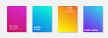 Vector Halftone Cover Design T...