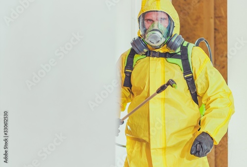 Photo Virus Infection Disinfection
