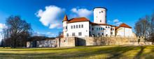 Medieval Castle Budatin Near Z...
