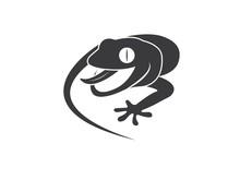 Gecko Logo Vector Icon