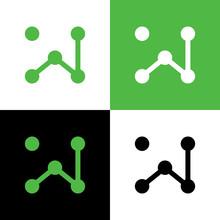 Letter W Logo Icon Design Temp...