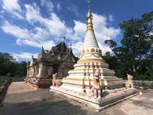 Maha Thein Twa Gyi Pagoda In M...