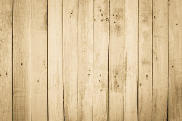 Brown Wood texture background. Wood planks old of table top view and board wo...