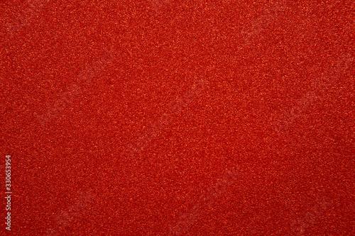 Fényképezés Cement Red plaster wall have rough surface concrete
