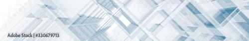 Obraz Concept futuristic architecture 3d rendering - fototapety do salonu