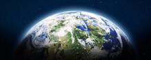 Planet Earth Panoramic