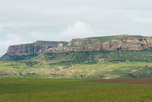 Drakensberg Mountains Landscap...