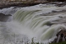 Cascading Water Of Ohiopyle Fa...