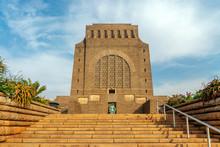 Huge Voortrekker Monument Comm...