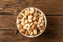 Mixed Dried Nuts (almonds, Pis...