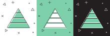 Set Business Pyramid Chart Inf...