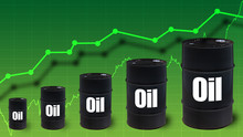 Growth In Crude Oil Production...