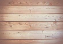 Natural Light Wooden Plank Bac...