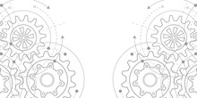 Technical Drawing Of Gears .Ro...