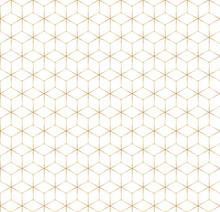 Minimal Geometric Line Pattern...