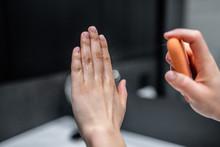 Dezynfekcja Rąk - Dłonie