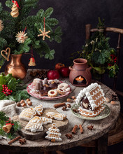 Gingerbread And Other Christma...