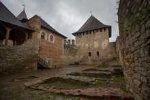 Khotyn Fortress Complex Courty...