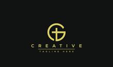Modern Creative Letter G Vector Logo Design. Minimalist G Luxury Monogram Initial Based Icon.