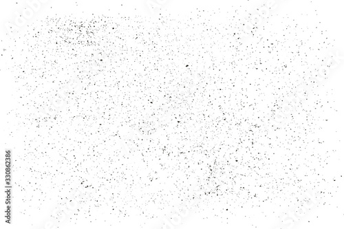 Obraz Grunge black and white texture. Universal background for your design. - fototapety do salonu