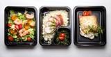 Zdrowa dieta pudełkowa sniadanie obiad lunch box, na dowóz, na wynos, pełnowartościowy, zbilansowany fit posiłek na cały dzień