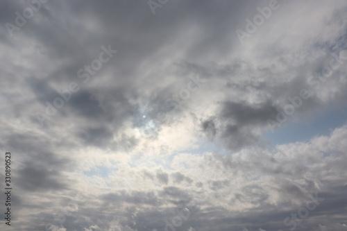日本の空と雲 Canvas