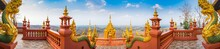 Panorama View Of Phra That Doi...