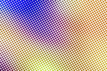 Halftone Fading Dots Bright Mu...