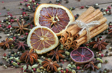 Traditional Spices For Mulled ...