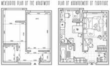 Architectural Measuring Plan O...