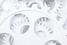 White Gears Of The Clockwork (...