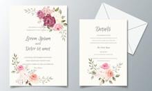 Beautiful Wedding Invitation C...