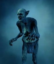 Goblin Fantasy Folklore Creatu...