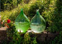 Demijohn Wine Bottles At Viney...